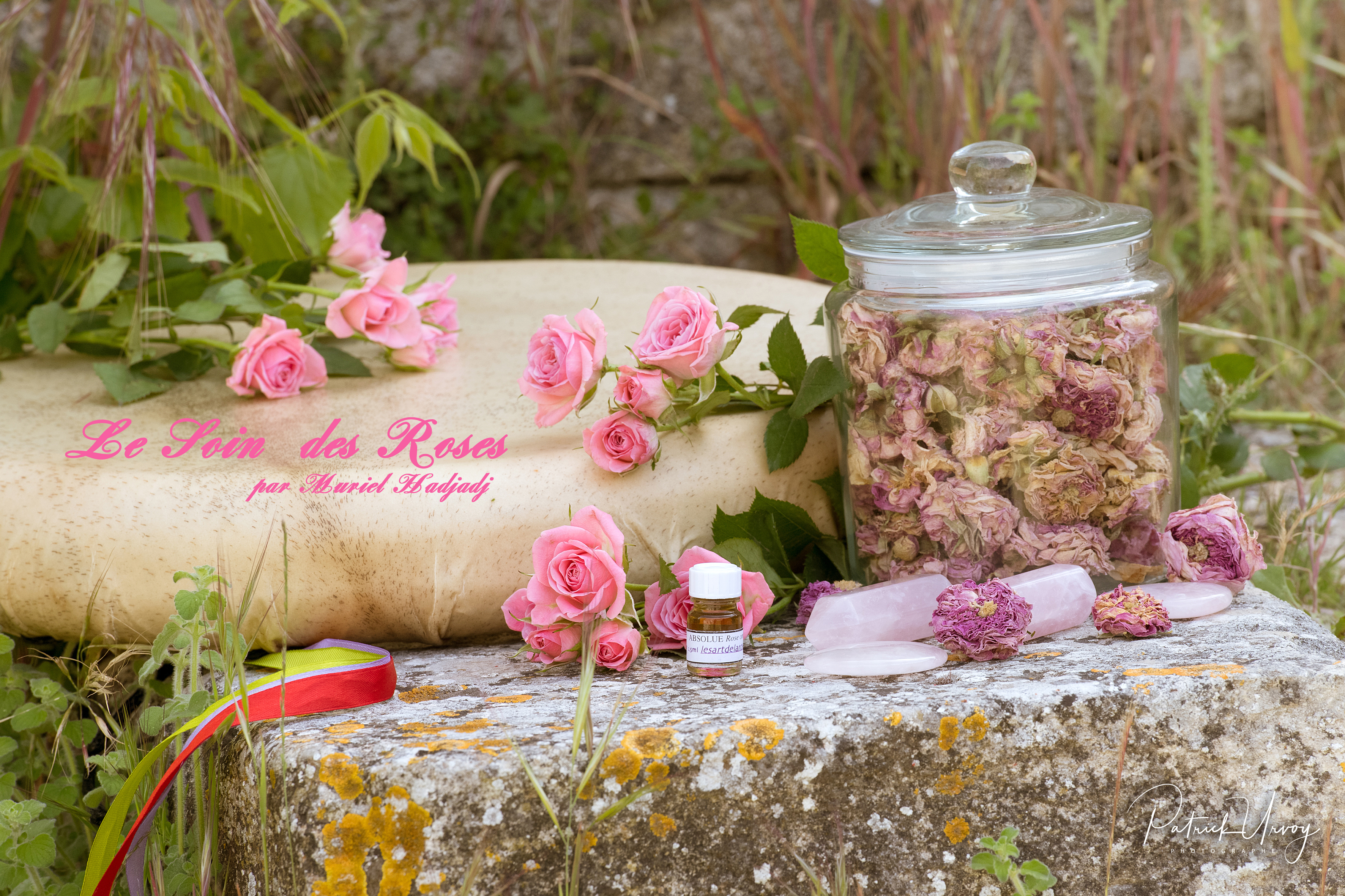 Massage Le soin des roses